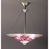 Garnet Bramble Chandelier