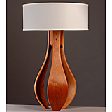 Chloe Cherry Table Lamp