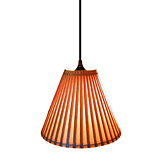 Wood Pendant Lamp